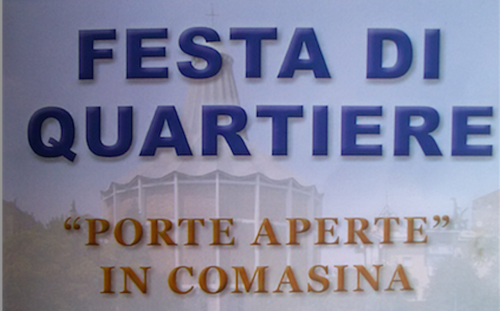 Porte aperte in Comasina- sabato 7 e domenica 8 maggio