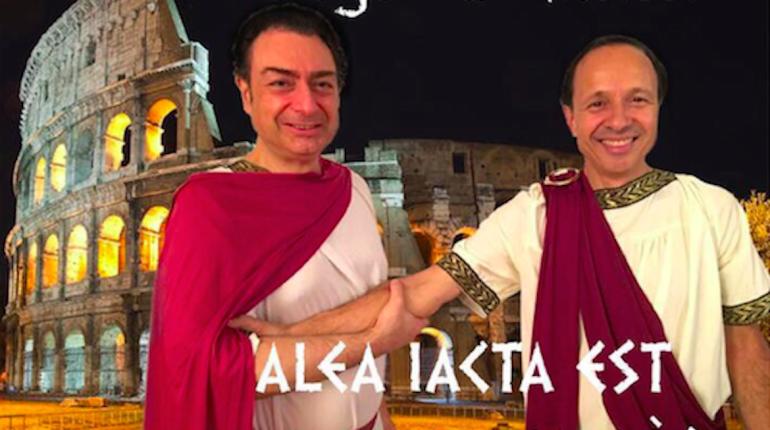 Gigi e Mala: nuovo spettacolo per Cena