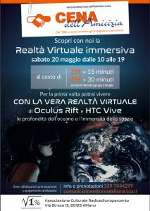 20 maggio realtà virtuale