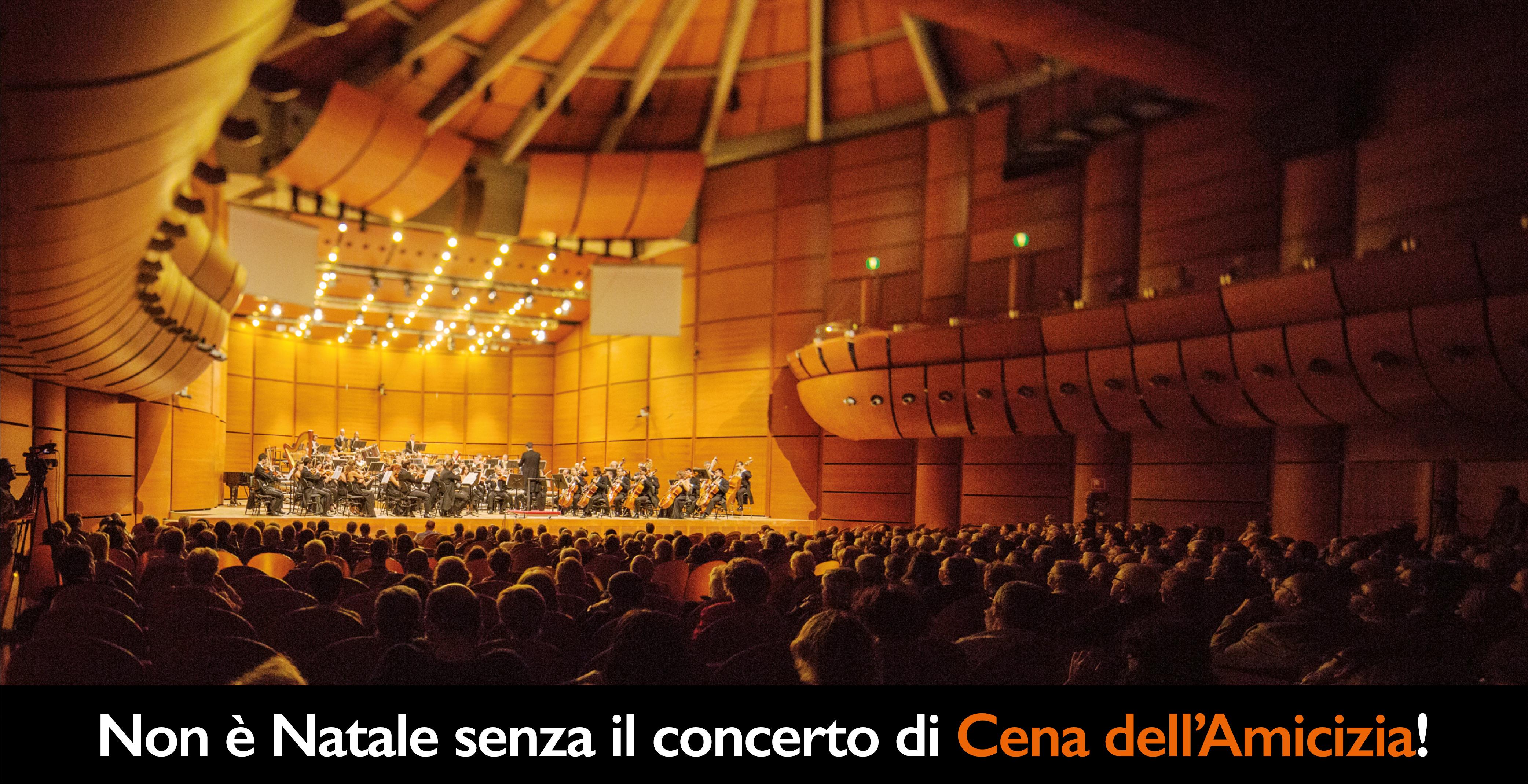 Concerto Natale Cena