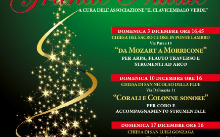 Domenica 3 dicembre- ore 16.45- da Mozart a Morricone