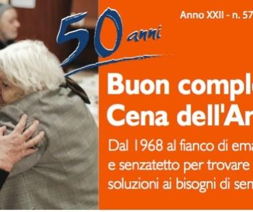 50 anni di Cena dell'Amicizia