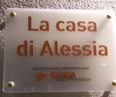 Inaugurazione della Casa di Alessia