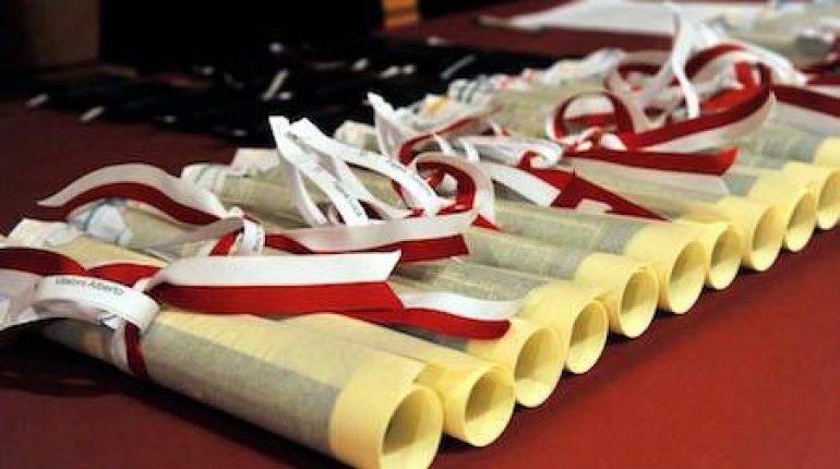7 dicembre: Cena riceve la Civica Benemerenza dell'Ambrogino