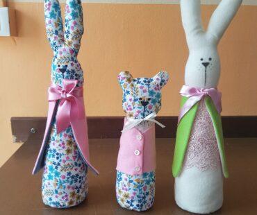 Sono arrivati i coniglietti ferma porta!