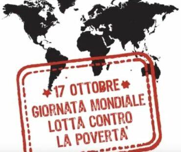 17/10 Giornata mondiale di lotta contro la povertà